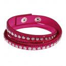 grossiste Bijoux & Montres: Aisa points bracelet, rose