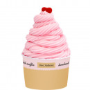 Muffin Bath Bomb Strawberry Kiss 200g