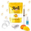 groothandel Tandverzorging: Keeth Mango Dental Whitening Kit