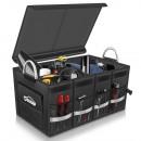 wholesale furniture: Multi-compartment car trunk storage