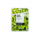Natural beauty mask hydrating green tea