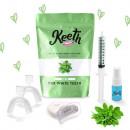Großhandel Zahnpflege: Keeth Mint Teeth Whitening Kit