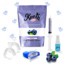 Großhandel Zahnpflege: Keeth Blueberry Teeth Whitening Kit