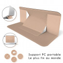 wholesale Notebooks & Tablets: Innovative GOLD Color Computer Adhesive Holder