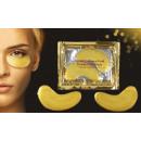 grossiste Jouets: Masque beauté pour les yeux GOLD collagène