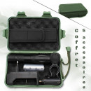 wholesale Flashlights: Ultra powerful military LED torch light box