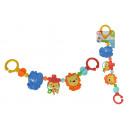 Großhandel Babyspielzeug: ABC Wagenkette mit Funktion