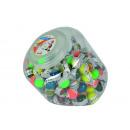 wholesale Outdoor Toys: Jump balls 150 socket, 4 assorted