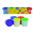 Art & Fun Soft  clay 4 + 1 Bonus Pack