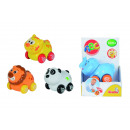wholesale Baby Toys: by ABC Funny animal vehicles, 4-fold