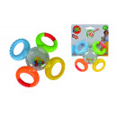 wholesale Baby Toys: ABC Multi rotation rattle