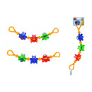 wholesale Baby Toys: ABC carriage chain, ranked 3-fold