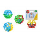 wholesale Baby Toys: ABC Soft grip ball, 4 assorted