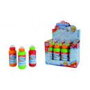 Großhandel Outdoor-Spielzeug: BF Seifenblasen 200ml, 3-fach sortiert