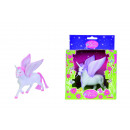 wholesale Toys: by unicorn with wings, 2-fold