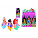 wholesale Toys: Evi Love Little  Princess, assorted 3-fold