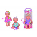 wholesale Toys: Laura Cutie Doll sorted 3 times