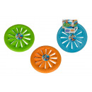 wholesale Outdoor Toys: Soft Flying Disc  Twister, ranked 3-fold