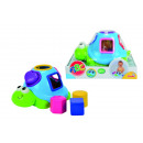 wholesale Baby Toys: ABC Floating sorting turtle