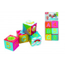 wholesale Baby Toys:ABC soft stack cubes