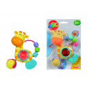 wholesale Baby Toys: ABC light and music rattle