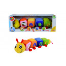wholesale Baby Toys: ABC plush  caterpillar with functions