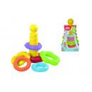 wholesale Baby Toys:ABC ring pyramid