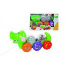 wholesale Baby Toys:ABC Nachziehkrokodil