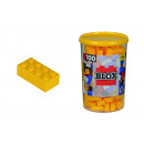 wholesale Toys: Blox 100 yellow 8-stones in tin