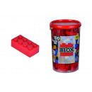 Blox 100 red 8er stones in tin