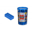 wholesale Toys: Blox 100 blue 8-stones in tin