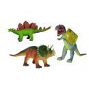 Großhandel Spielwaren: Soft Dino, 3-fach sortiert