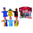 Punch figures, set of 6