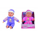 Laura First Baby  Doll, 2-fach sortiert