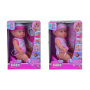 wholesale Baby Toys: NBB Adorable Baby Set, 2 assorted