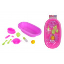 NBB dolls Bath, 2 assorted