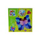 grossiste Bricoler et dessiner: A & F Filzbasteln papillon