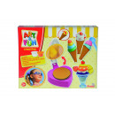 A & F Knetset ice cream cones
