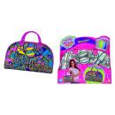 Großhandel Reise- und Sporttaschen:CMM Pink The Weekender