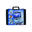 ingrosso Borse & Viaggi: apparecchiature di polizia in valigia