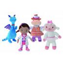 wholesale Toys: Disney Doc Mc  Stuffin, 25cm, 4 assorted