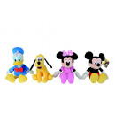 wholesale Licensed Products: Disney MMCH Basic, 25cm, 4 assorted