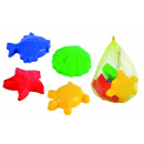 wholesale Outdoor Toys:4 sand molds on the net