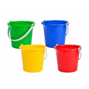Beak bucket, 4 times assorted