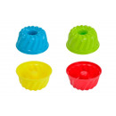 wholesale Food & Beverage: Sand molds cakes, 4 times assorted