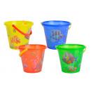 wholesale Outdoor Toys: Sandeimer  transparent, 4 times assorted