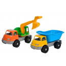 wholesale Models & Vehicles: Truck Tipper /  times assorted , 2- times assorted
