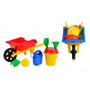 wholesale Dolls &Plush: Wheelbarrow filled, 2 times assorted