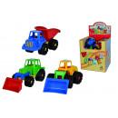 Großhandel Spielwaren: Little Worker, 3-fach sortiert