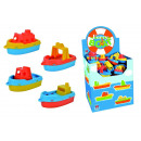 wholesale RC Toys: Boats loose in the  Display , 4 times assorted